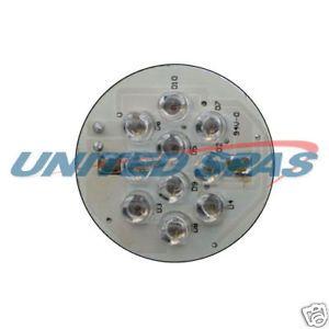 LED Light for Spa Hot Tub 10 Bulb 7 Function 12V LED Light LB101