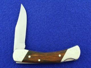 Vintage Schrade Uncle Henry LB3 USA Pocket Lockback Knife Hunting Knives Tools