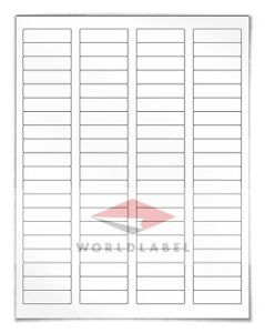 avery template 5195 for microsoft word - return address labels x 60 labels per sheet
