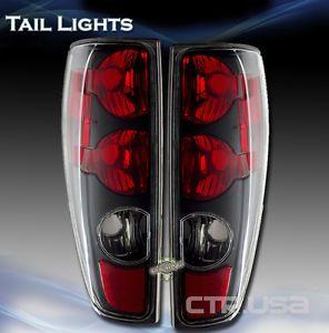 GMC Canyon LED Tail Lights