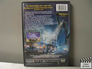 Ghostbusters 2 DVD 1999 Closed Caption Multiple Languages 043396501690