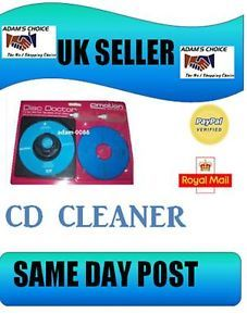 CD DVD Laser Lens Cleaner Blu Ray Player PS3 Xbox Wii