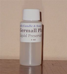 ★ Liquid Germall Plus ★ Preservative ★ for Lotions Shampoo Cream Soap Making ★