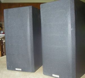 Kenwood KS 505HT Loudspeakers Front