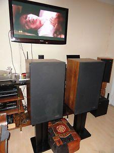 Altec Lansing 310 Speakers 3 Way Loudspeakers