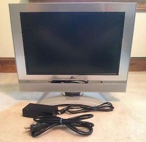 Used Zenith LCD TV Model L17W36 720P 1080i with Remote