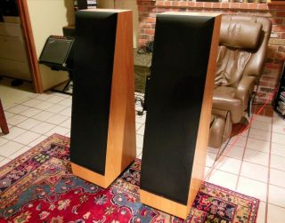 Thiel CS 3 6 Large Monolithic Tower Loudspeakers – Excellent Condition