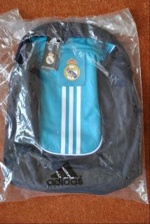 Adidas Real Madrid Team Backpack Bag New
