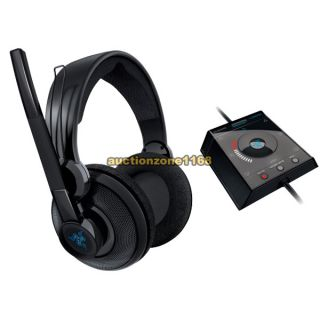 Razer Megalodon 7 1 Sound Gaming Headset Headphone Mic