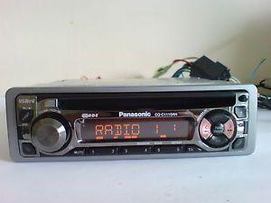 Panasonic Radio CD Player