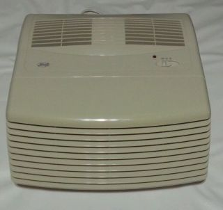 Hunter Air Purifier Model 30010 2 Speed Fan