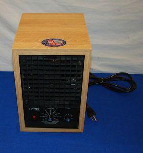 Alpine Living Air XL15 Portable Ozone Cleaner Air Purifier Ionizer