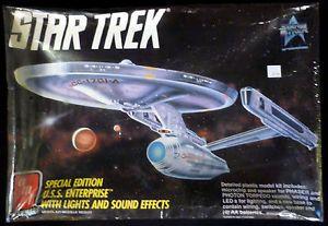 AMT Star Trek USS Enterprise A Plastic Model Kit Special Edition
