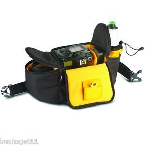 Kata 493 Handsfree Waist Pack New for DSLR Camera Lenses and Accessories