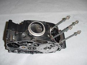 94 Kawasaki KE100 Ke 100 Engine Motor Crankcases Crank Cases