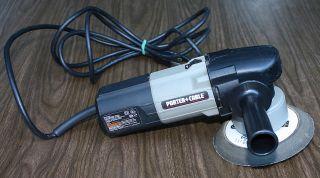 "Porter Cable 6"" HD Variable Speed Random Orbit Sander Model Number 7336"