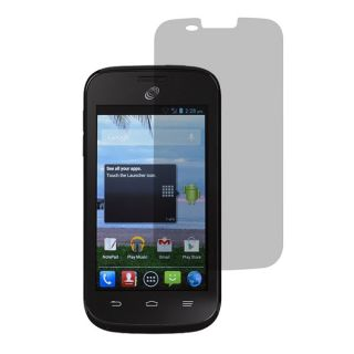 1 3 Packs LCD ZTE Savvy Z750C Straight Talk Clear Screen Protector Guard Film