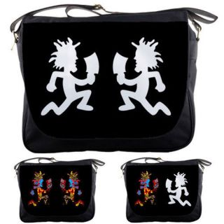 New Hatchet Man Tattoos Movie Logo School Notebook Laptop Messenger Bag