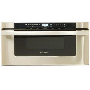 Details about Sharp 30 Microwave Drawer Stainless Steel Micro Oven
