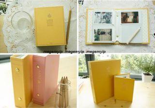 Vintage Mini Polaroid Portable Instant Photo Frame Instax Fuji Film Album Color