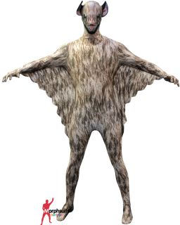 Morphsuits Vampire Bat Adult Animal Planet Morphsuit Multicolored