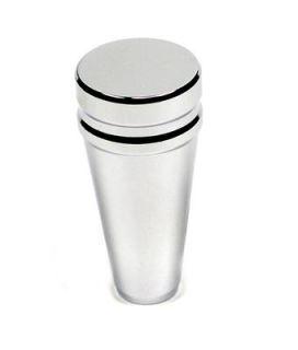 Ididit Gear Shift Knob Cylindrical Slip Fit w Set Screws