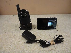 GE 45255R Security Camera with Wireless Monitor