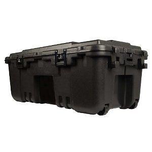 Large Wheeled Portable Storage Trunk Footlocker Travel Box Tote Weatherproof New