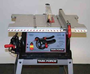 Wood Shop Power Tools Band Saw Table Saw Drill Press Bench Grinder Columbus GA