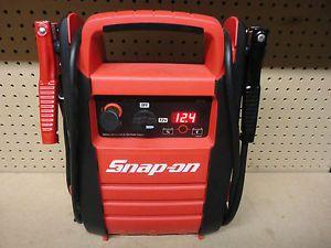 Snap on Tools Deluxe Jumpstarter 12V Power Supply Model EEJP500