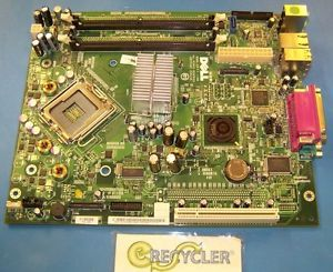 Dell Optiplex GX520 Desktop Motherboard XG309 SFF Socket LGA775 DDR2 SDRAM 5711045045288