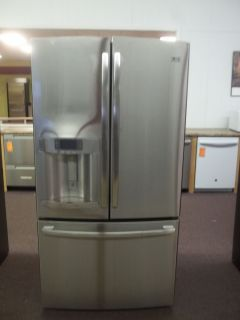 GE Profile PFE29PSDSS 29 CU ft French Door Refrigerator