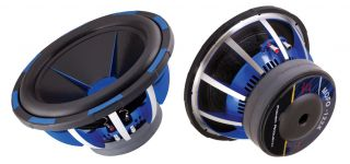 "2 Power Acoustik MOFO 122X 12"" 5400 Car Power Subwoofers Woofers Subs MOFO122X 709483032095"