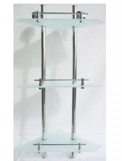 magnolia bathroom behind toilet shelf unit metal. Black Bedroom Furniture Sets. Home Design Ideas