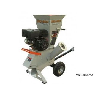 Wood Chipper Shredder Commercial Duty 4 in 15 HP 420 CC New Brush Chippers
