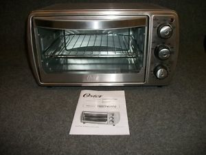 Oster Countertop Oven Tssttvcg02 : Oster Toaster Oven Model TSSTTVCG02 Kitchen Countertop Silver ...