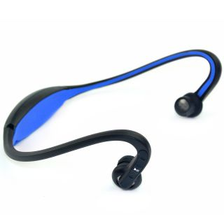 Bluetooth Wireless Stereo Headphones Headset Handsfree Ideal for Jogging Gym