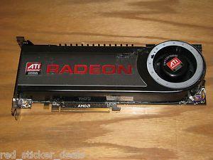 ATI Radeon HD 4870 X2 2 GB GDDR5 SDRAM PCI Express Video Gaming Graphics Card