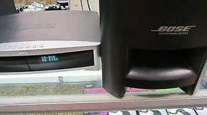 Bose AV3 2 1 II DVD CD Surround Sound Home Speaker System