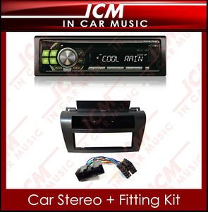 Bluetooth Parrot USB MP3 Player CD Tuner iPod Stereo Mazda 3 Radio Fascia Kit