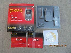 Pioneer Inno XM Satellite Radio Model GEX INNO2BK NIB