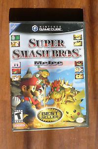 Nintendo Super Smash Bros Melee
