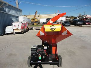 Dr Wood Chipper 16 5 HP Electric Start