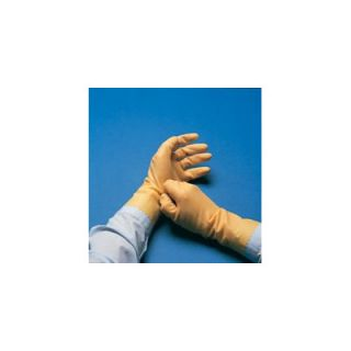Best Manufacturing Co 11 Natural Rubber Latex HD™ Gloves 18 50Mil Unlined Rolled Cuff