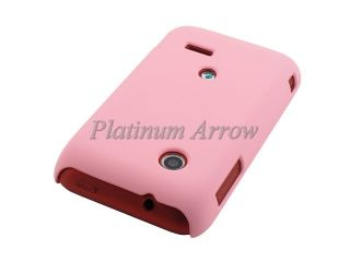 Hard Plastic Back Cover Case for Sony Xperia Tipo ST21I Pink