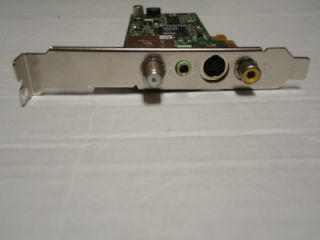 Dell DH347 ATI TV Wonder Elite PCIe s Video Composite TV Tuner Card for Desktop