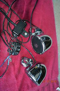 Harley Davidson Boom Audio Cruiser Amp Speaker Kit