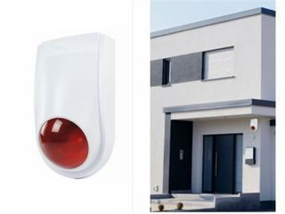 Dummy Alarm Bell Box Fake Alarm Siren Great Value Security Deterrent