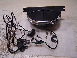 Harley Davidson Boom Audio Cruiser Amp Speaker Kit Windshield Mount