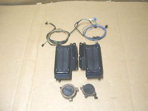 73 74 75 76 77 78 79 81 82 83 84 85 86 87 Chevy GMC Truck Factory Speaker Kit
